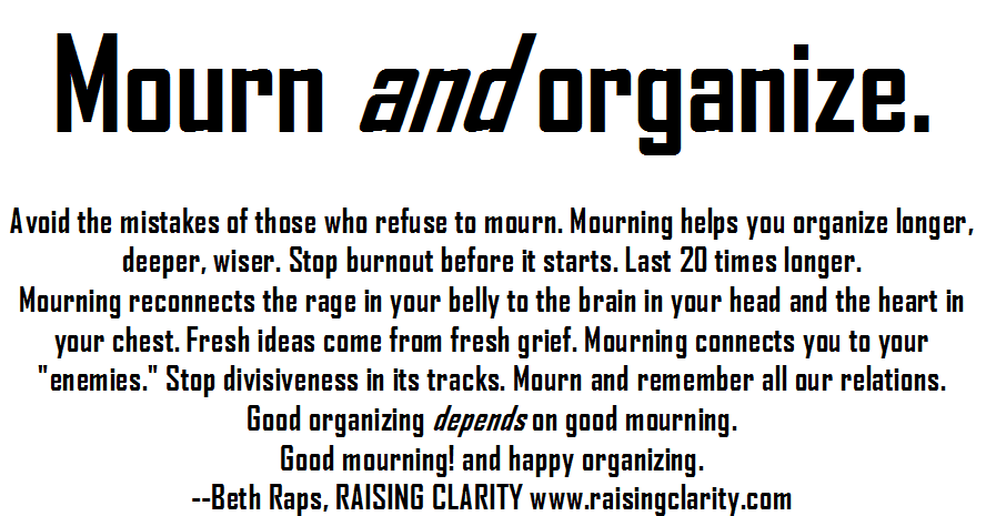 mourn-and-organize